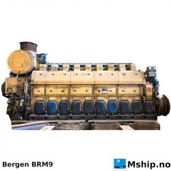 Bergen ROLLS-ROYCE MARINE BRM-9 32:36