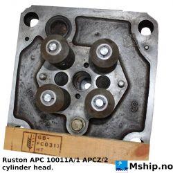 Ruston APC 10011A/1 cylinderhead https://mship.no
