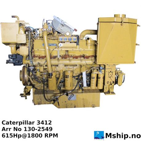Caterpillar 3412 https://mship.no