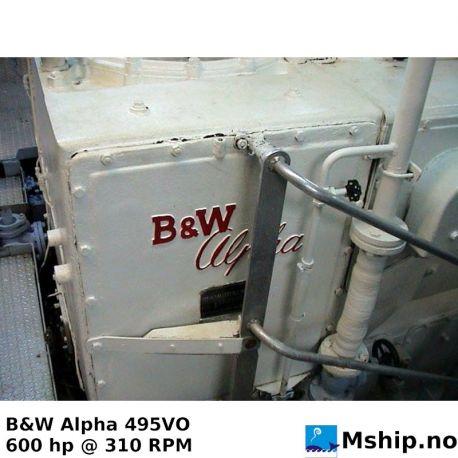 B&W Alpha 495VO https://mship.no