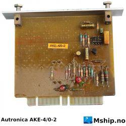 Autronica AKE-4/0-2