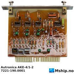 Autronica AKE-4/1-2