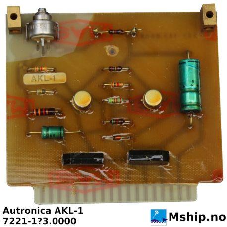 Autronica AKL-1 https://mship.no