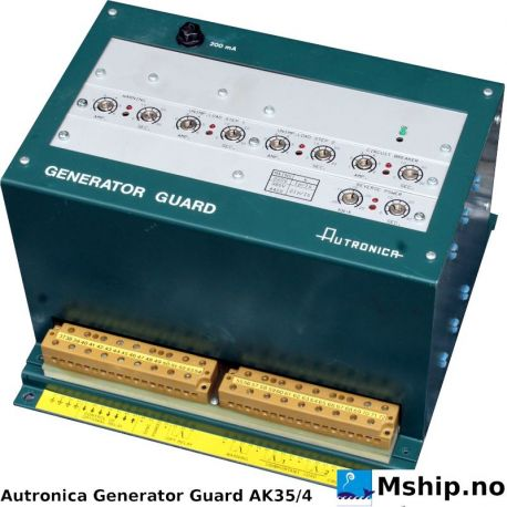 Autronica Generator Guard AK35/4 https://mship.no
