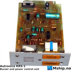Autronica KRS-1