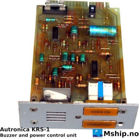 Autronica KRS-1 https://mship.no
