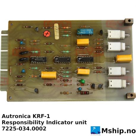 Autronica KRF-1 https://mship.no
