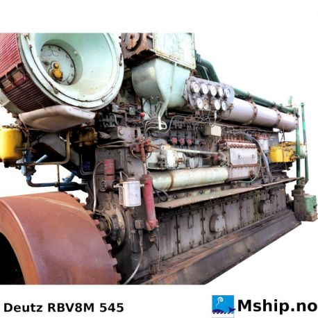Deutz RBV 8M 545 https://mship.no
