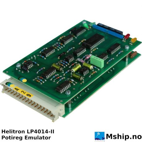 Liaaen Helitron LP 4014-II Potireg Emulator https://mship.no