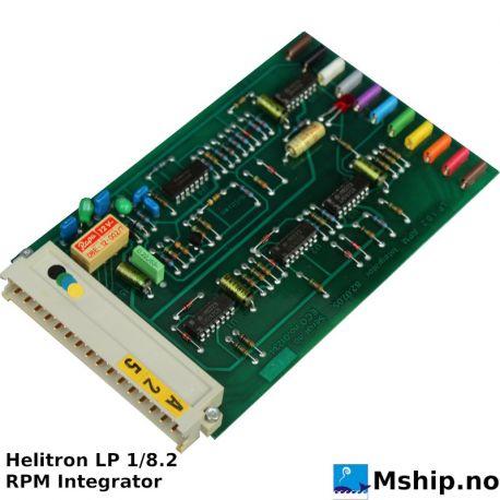 Liaaen Helitron LP 1/8.2 RPM Integrator https://mship.no