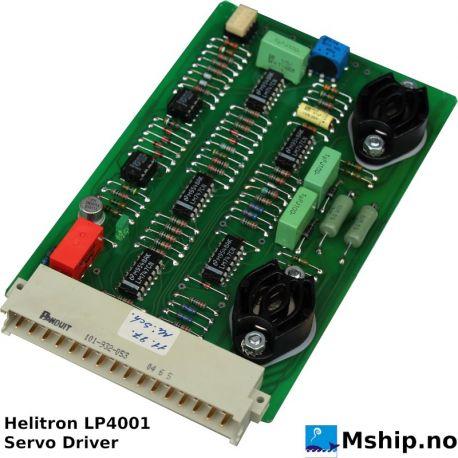Liiaen HELITRON LP4001-1 Servo Driver https://mship.no