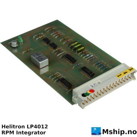 Liiaen HELITRON LP4012 RPM Integrator https://mship.no