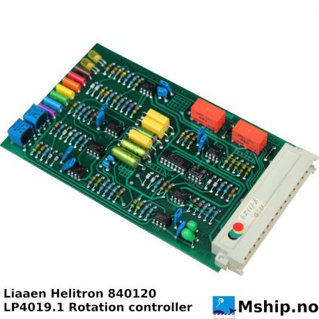 Liiaen HELITRON LP 4019.1 Rotation Controller https://mship.no