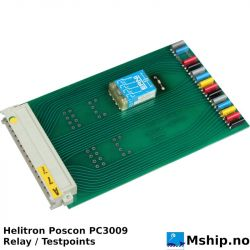 Helitron POSCON PC3009 Relay/Testpoints https://mship.no