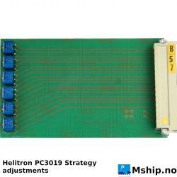 Liaaen HELITRON PC 3019 strategy adjustments https://mship.no