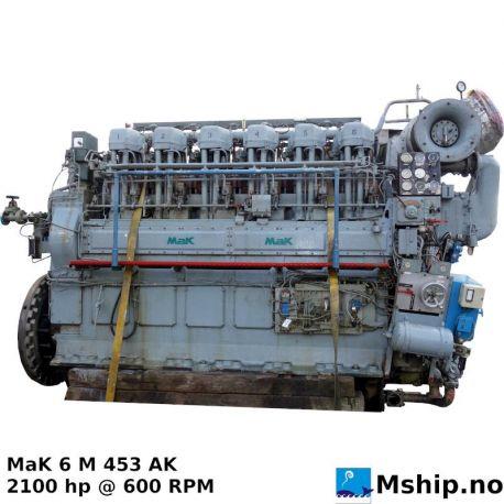 MaK 6 M453 AK https://mship.no