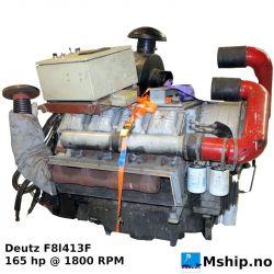 Deutz F8L 413F