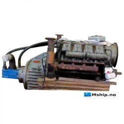 Deutz F10L413 F with Vickers 4535V42A38-1CC22R hydraulic pump http://mship.no