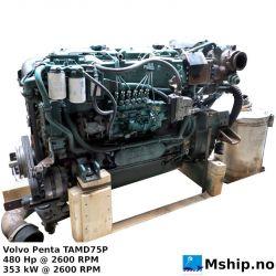 Volvo Penta TAMD75P-A