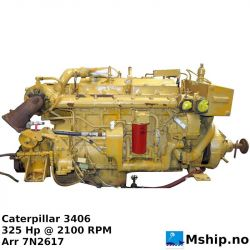Caterpillar 3406 Arr 7N2617 https://mship.no