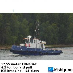 12,55 meter TUGBOAT - ICE class