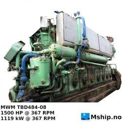MWM TBD484-08
