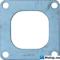 Deutz SBV628 gasket for exhaust manifold