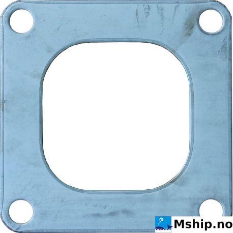Deutz gaskets for SBV628 exhaust manifold https://mship.no