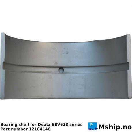 MVM Deutz bearing shell for D628 https://mship.no