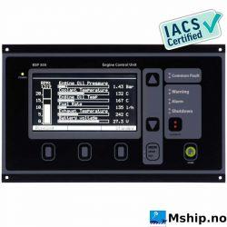 RSP 305 Remote Panel https://mship.no