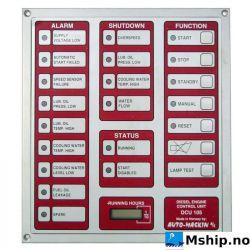 DCU 105 Engine Controller https://mship.no