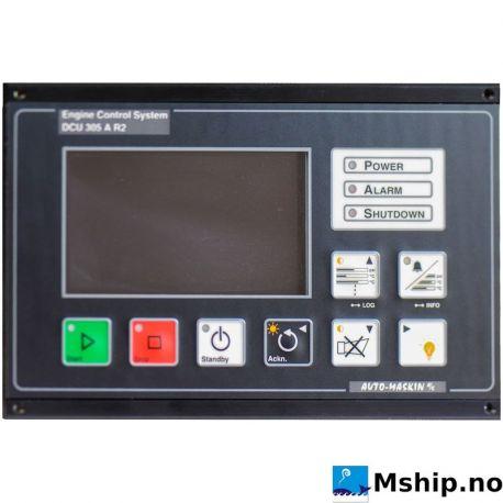 DCU 305 A R1 / DCU 305 F R1 Engine Controller https://mship.no