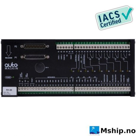 RK-66 Interface Module https://mship.no