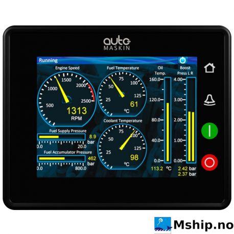 DCU 210E Engine Controller https://mship.no