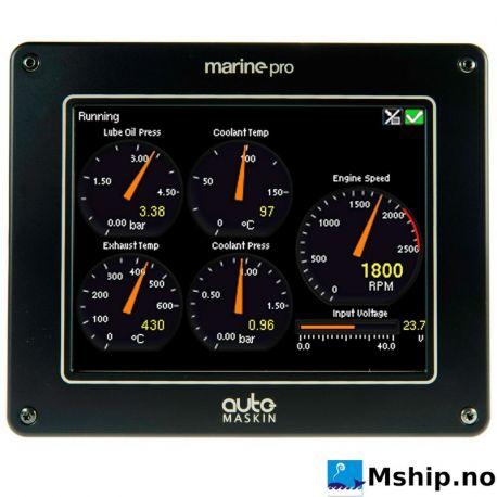 DCU 210 Engine Controller https://mship.no