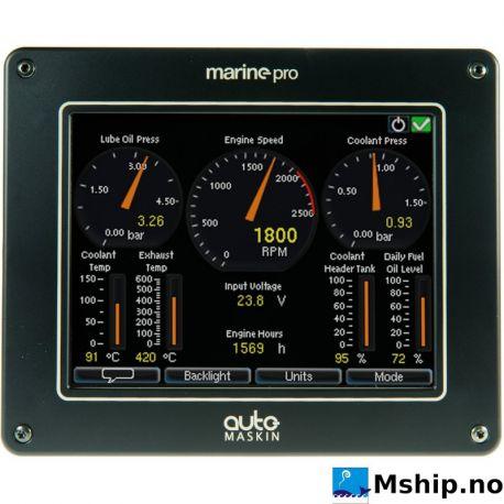 RP 210 Remote Panel https://mship.no