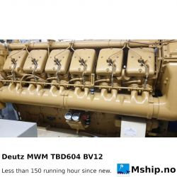 Deutz MWM TBD604 BV12 https://mship.no