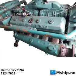 Detroit 12V71 NA 7124-7002 https://mship.no