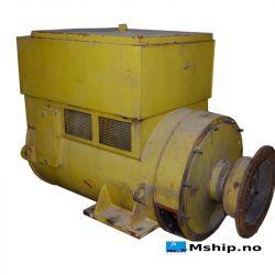 240 kVA Siemens 1FC4 354 B5/B20 generator
