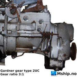 Gardner gear type 2UC