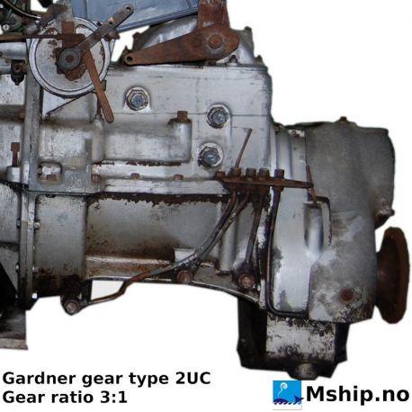 Gardner gear type 2UC https://mship.no