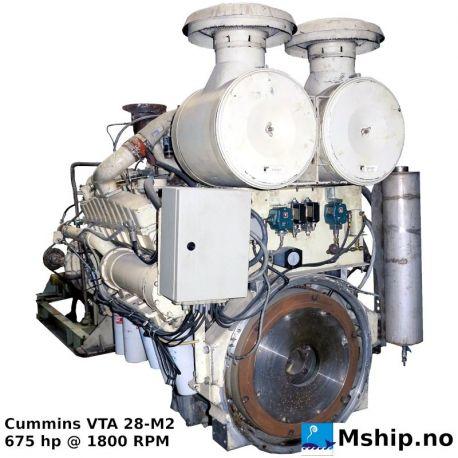 Cummins VTA28-M2 https://mship.no