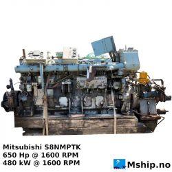 Mitsubishi S8NMPTK https://mship.no