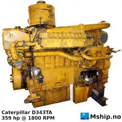 Caterpillar D343TA