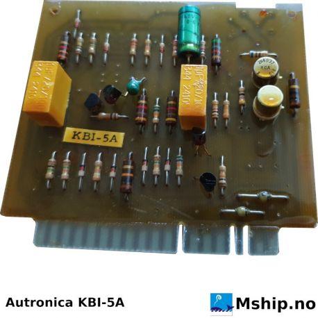 Autroncia KBI-5A https://mship.no