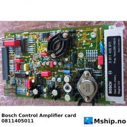 Bosch Control Amplifier card 0811405011 https://mship.no