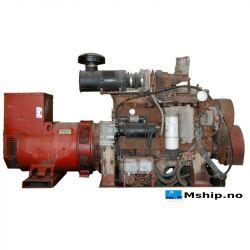 Generatorset Mecc Alte Spa with Cummins 6CTA8.3 3-G2 diesel engine
