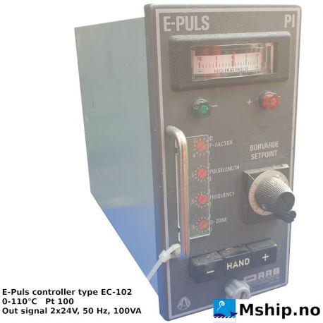 E-Puls controller type EC-102 https://mship.no