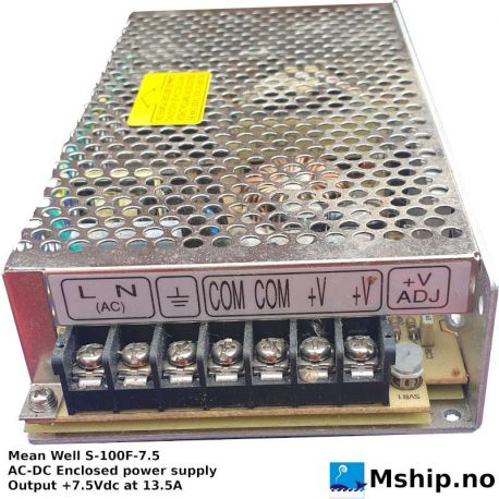 Mean Well S-100F-7.5 https://mship.no