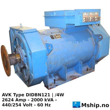 AVK Type DIDBN121 | /4W 2000 kVA https://mship.no